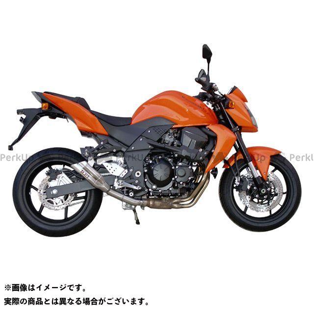 イクシル Z750S KAWASAKI Z750 S/R (07-12) ZR750L SLIP ON マフラータイプ:L2X-デュアルラウンドタイプ IXIL