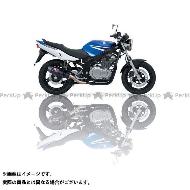 イクシル その他のモデル スズキ GS 500 F (04-10) BK スリップオンマフラー COV IXIL