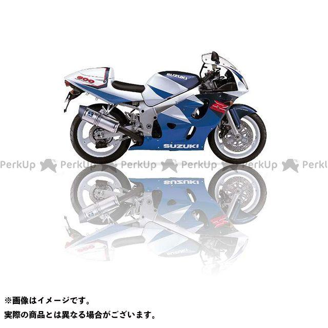 イクシル GSX-R600 マフラー本体 スズキ GSX 600 R SRAD (97-00) AD スリップオンマフラー SOVE