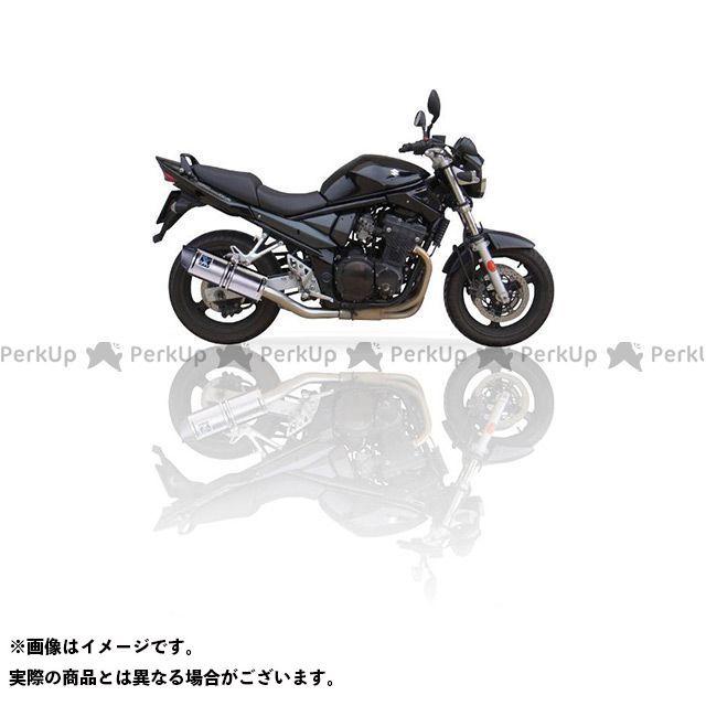 イクシル グラディウス650 スズキ GSF 650 N/S BANDIT (05-06) WVB5 スリップオンマフラー マフラータイプ:SOVE IXIL