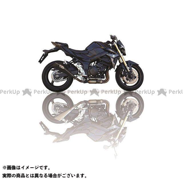 イクシル GSR750 スズキ GSR 750 (11-16) スリップオンマフラー マフラータイプ:X55C-スラッシュ コーンタイプ IXIL