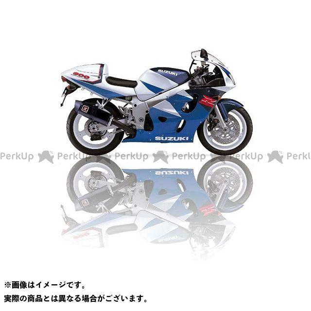 イクシル GSX-R750 マフラー本体 スズキ GSX 750 R SRAD (96-99) GR7DD スリップオンマフラー XOVS