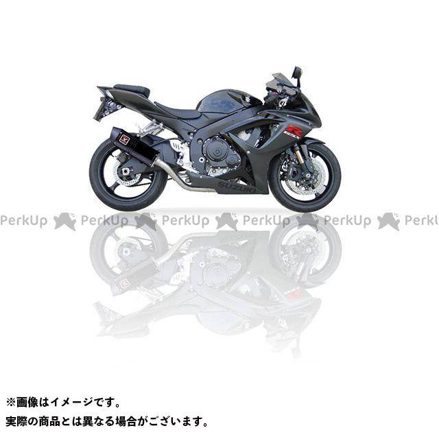 イクシル GSX-R750 スズキ GSX 750 R (06-07) CF スリップオンマフラー マフラータイプ:XOVS IXIL