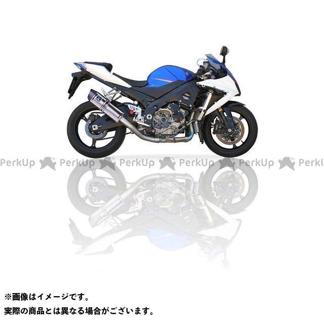イクシル GSX-R1000 スズキ GSX 1000 R (07-08) WVCL スリップオンマフラー SOVE