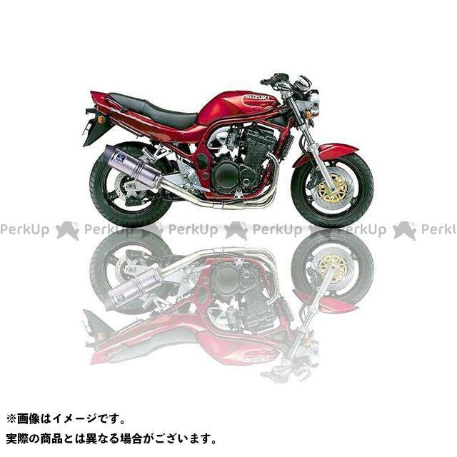 イクシル GSF1200 マフラー本体 スズキ GSF 1200 N BANDIT (96-99) GV75A スリップオンマフラー SOVE