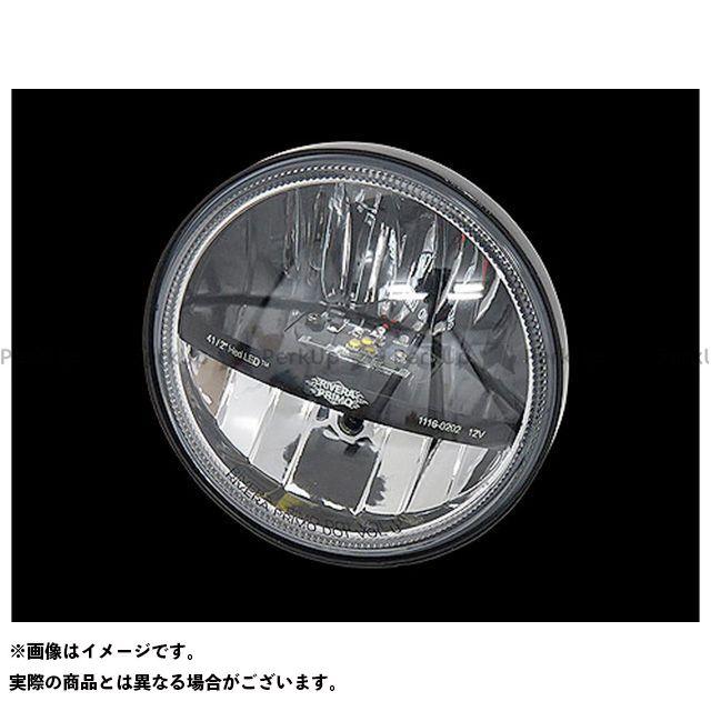 リベラプリモ ハーレー汎用 フェイズ4 4-1/2in LEDスポットライトユニット RIVERA PRIMO
