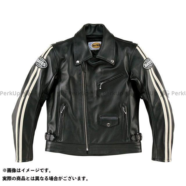 ベイツ BAJ-151ST レザージャケット カラー:ブラック サイズ:M BATES
