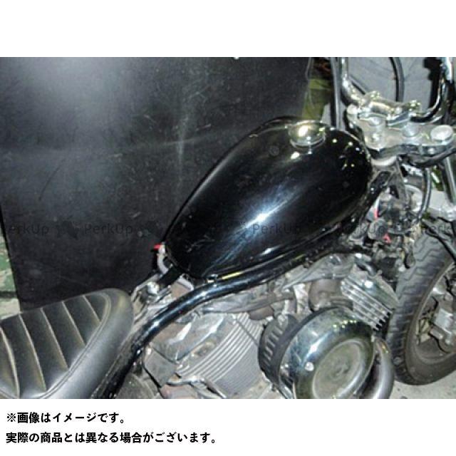 部品屋K&W ドラッグスター1100(DS11) DS1100用マスタングタンク ブヒンヤケーアンドダブリュー