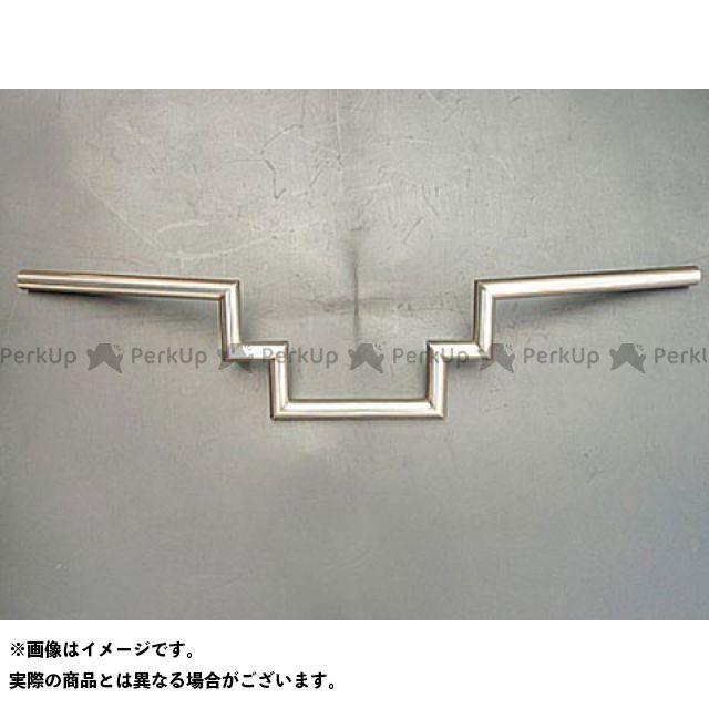 部品屋K&W ドラッグスター1100(DS11) ドラッグスター250(DS250) ドラッグスター400(DS4) ハンドル関連パーツ インベーダーZバー 7/8in