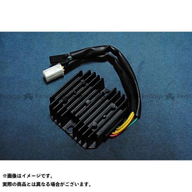 部品屋K&W 650XS1 XS650用 レギュレター/レクチファイヤー マグネット式200ワットオルタネーター用 ブヒンヤケーアンドダブリュー