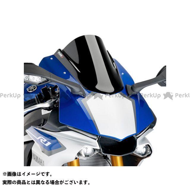 プーチ YZF-R1 レーシングスクリーン カラー:ブラック Puig