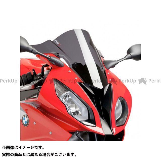 プーチ S1000RR レーシングスクリーン カラー:ダークスモーク Puig