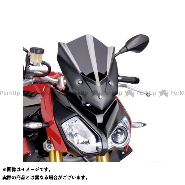 プーチ S1000R レーシングスクリーン カラー:ダークスモーク Puig