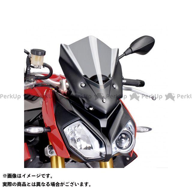 プーチ S1000R レーシングスクリーン カラー:スモーク Puig