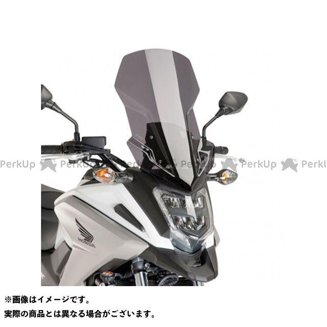 プーチ NC750X ツーリングスクリーン カラー:ダークスモーク Puig