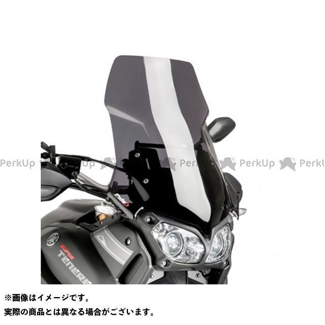 プーチ XT1200Zスーパーテネレ ツーリングスクリーン カラー:ダークスモーク Puig