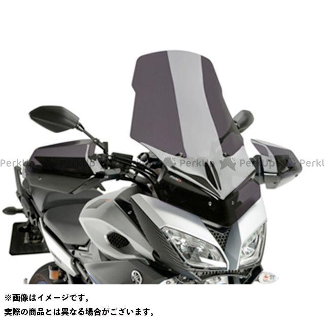 プーチ トレーサー900・MT-09トレーサー ツーリングスクリーン カラー:ダークスモーク Puig