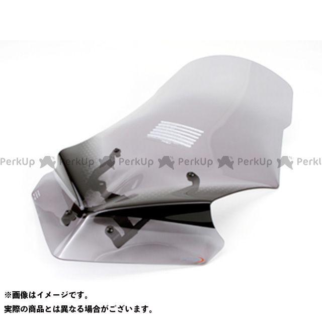 プーチ トレーサー900・MT-09トレーサー ツーリングスクリーン カラー:スモーク Puig