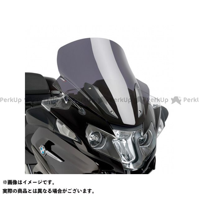 【エントリーで最大P21倍】プーチ R1200RT ツーリングスクリーン カラー:ダークスモーク Puig