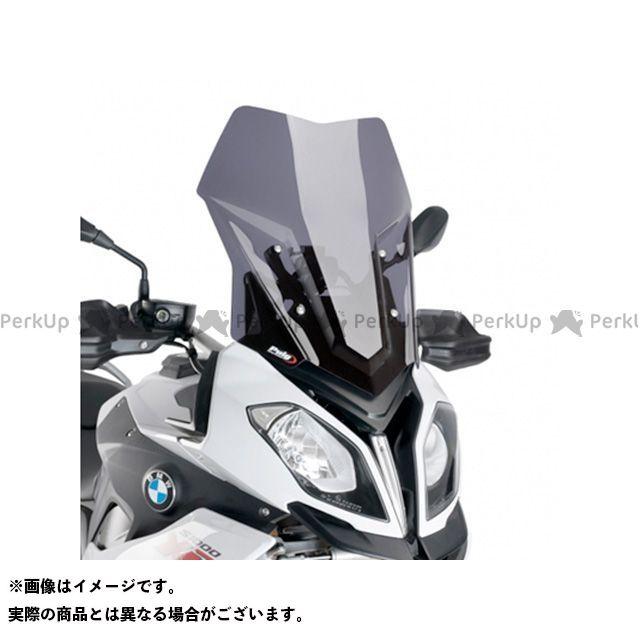 プーチ S1000XR ツーリングスクリーン カラー:ダークスモーク Puig