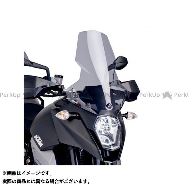 プーチ 990 SM T ツーリングスクリーン スモーク Puig