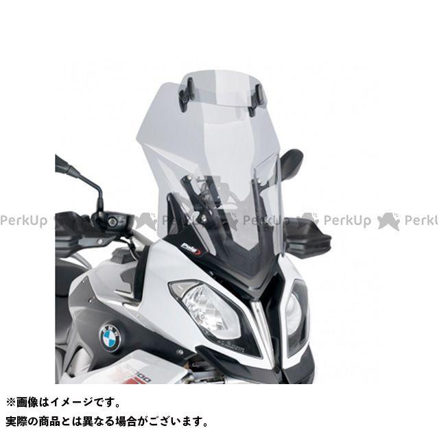 プーチ S1000XR スクリーン関連パーツ ツーリングスクリーン バイザー付(スモーク)