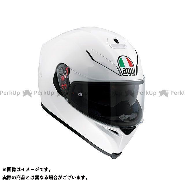 送料無料 AGV エージーブイ フルフェイスヘルメット K-5 S SOLID WHITE XL/61-62cm