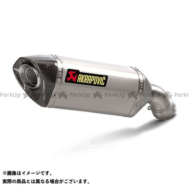 【エントリーで更にP5倍】アクラポビッチ Z900 スリップオンマフラー ヘキサゴナル Euro4対応 サイレンサー:チタン AKRAPOVIC