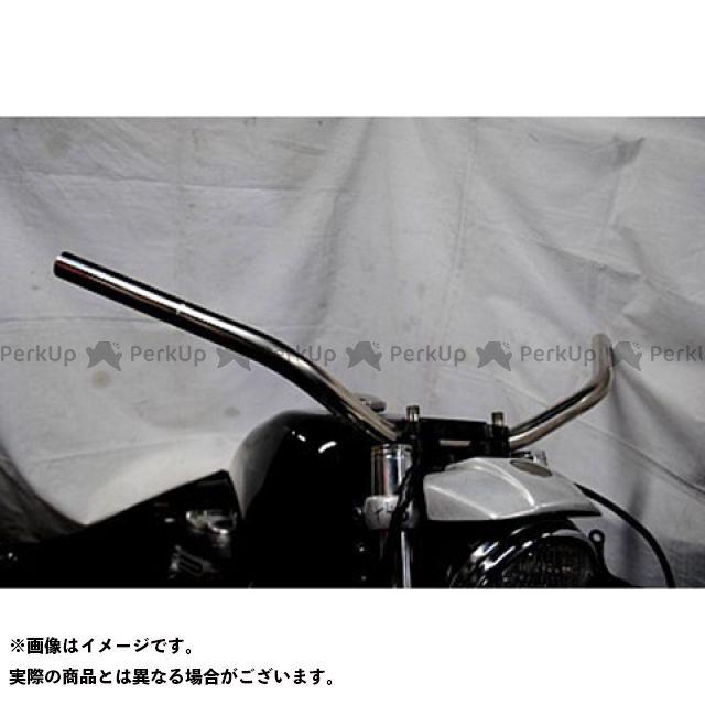 【無料雑誌付き】部品屋K&W SR400 SR500 スーパーバー ブヒンヤケーアンドダブリュー