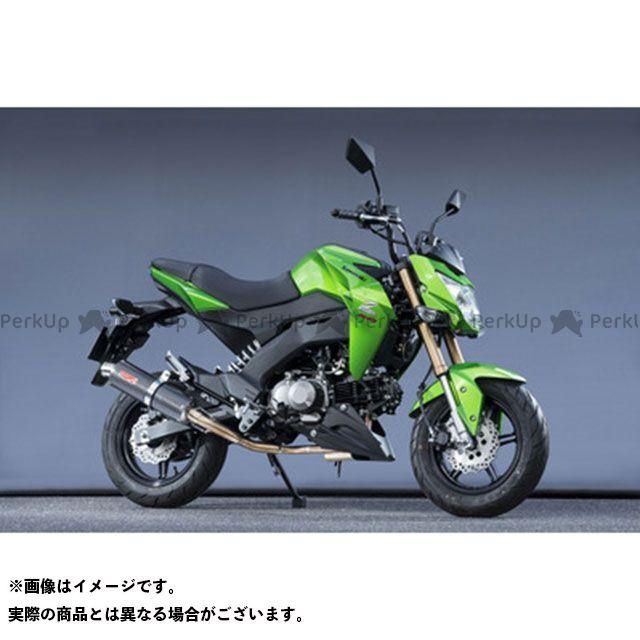 ヤマモトレーシング Z125プロ Z125 PRO SUS UP カーボン YAMAMOTO RACING