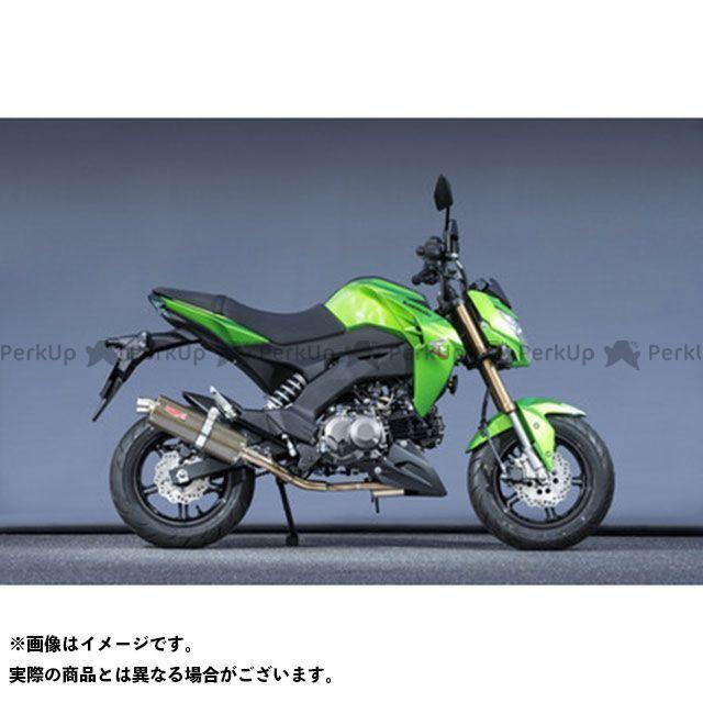 ヤマモトレーシング Z125プロ Z125 PRO SUS UP ケブラー YAMAMOTO RACING