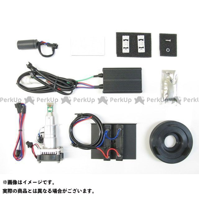 【エントリーで最大P23倍】プロテック LEDヘッドライトバルブキット PROTEC R1200RS Lo側専用 H7 6000K LB7-BR
