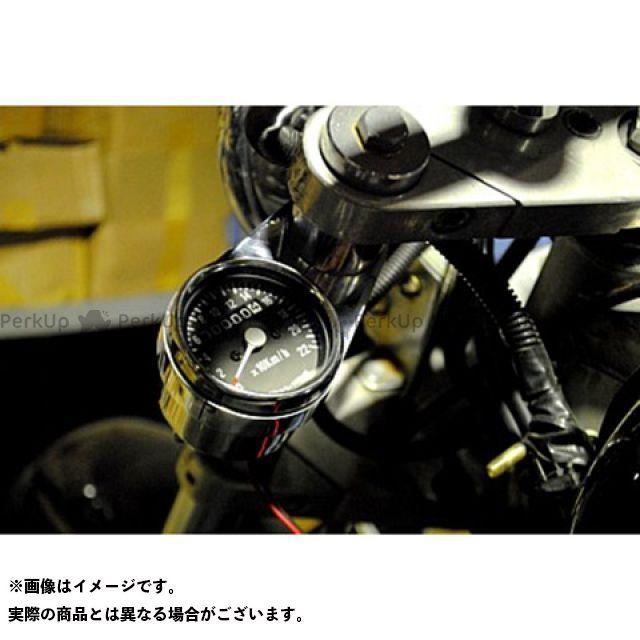 部品屋K&W マグナ50 Vツインマグナ メータークランプKIT 内容:ケーブル単品 クランプサイズ:- ブヒンヤケーアンドダブリュー