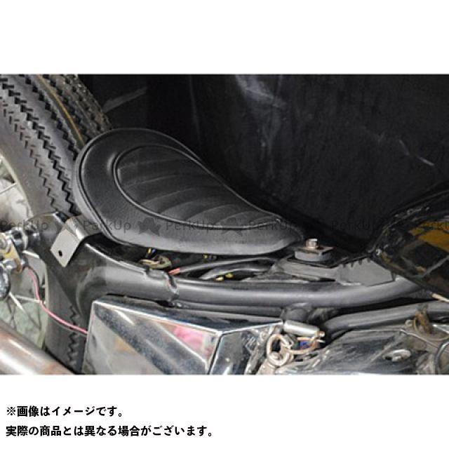 部品屋K&W ビラーゴ250(XV250ビラーゴ) 専用ソロシートKIT リジットタイプ(ステッチ) タイプ:Cタイプ カラー:黒 ブヒンヤケーアンドダブリュー