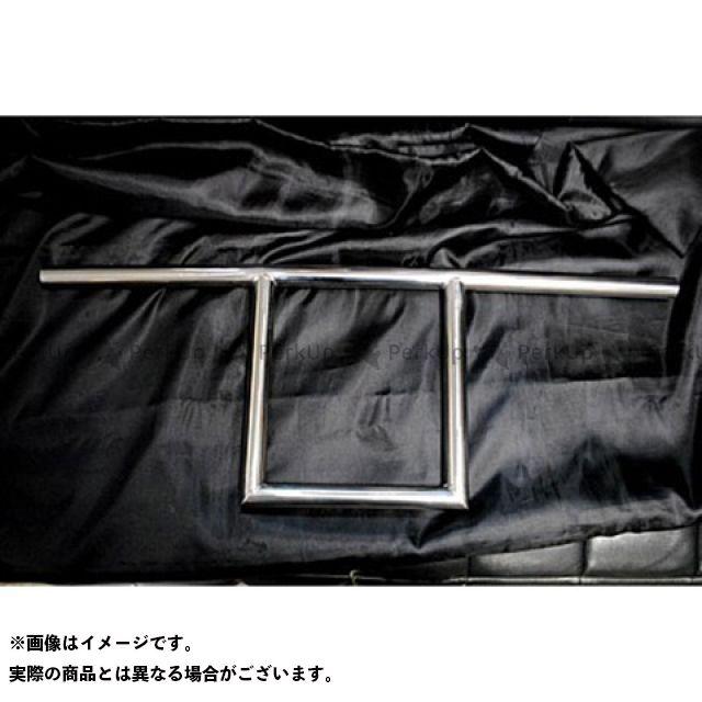 【無料雑誌付き】部品屋K&W ビラーゴ250(XV250ビラーゴ) Tバー ブヒンヤケーアンドダブリュー