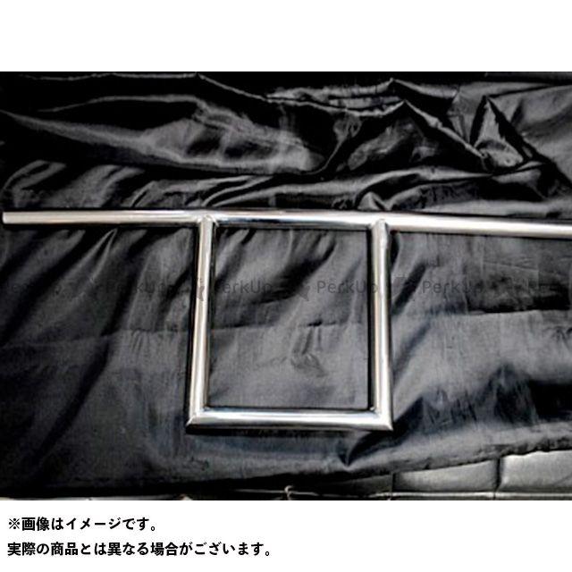 【エントリーで最大P21倍】部品屋K&W スティード400 Tバー ブヒンヤケーアンドダブリュー