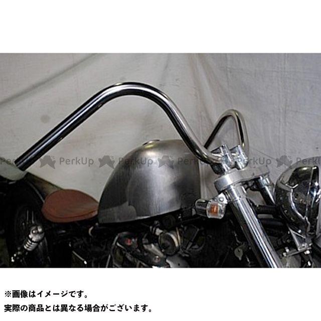 【無料雑誌付き】部品屋K&W シャドウ400 スヌーピィバー ブヒンヤケーアンドダブリュー