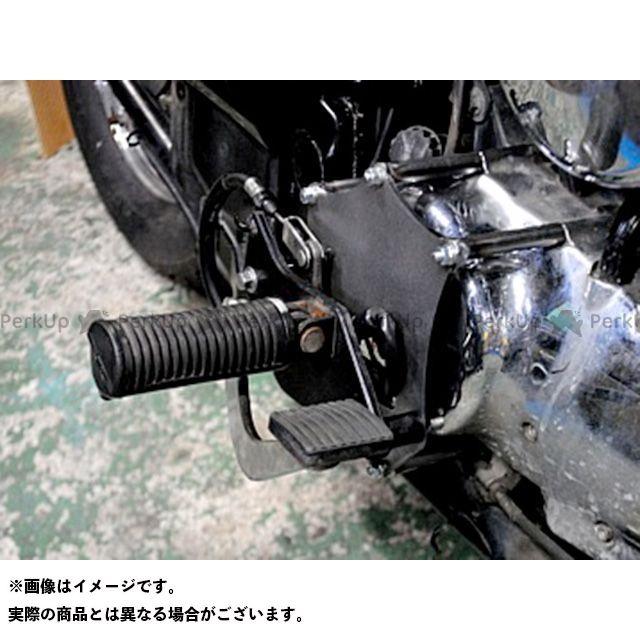 部品屋K&W バルカン400 ボルトオンミッドコントロールキット ブヒンヤケーアンドダブリュー