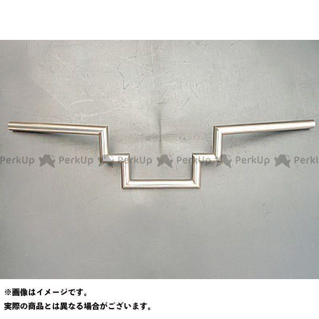 部品屋K&W バルカン400 ハンドル関連パーツ インベーダーZバー