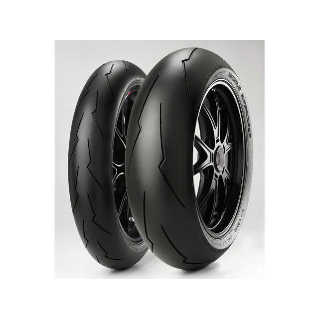 送料無料 ピレリ 汎用 オンロードタイヤ DIABLO SUPERCORSA V2 180/60 ZR 17 75W TL SC1 リア
