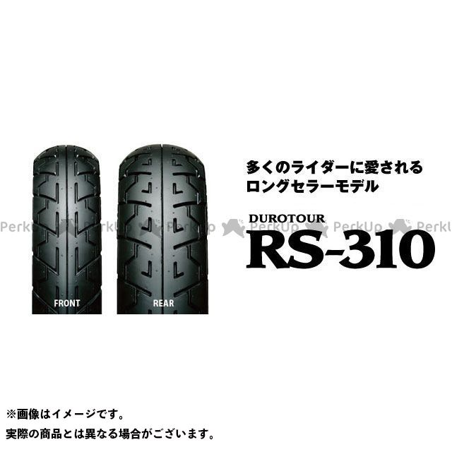 IRC 汎用 DUROTOUR RS-310 110/80-18 M/C 58H TL リア