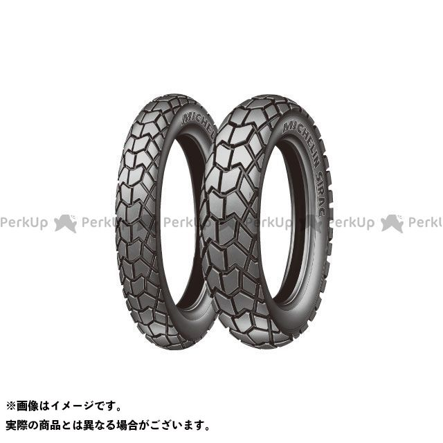 【エントリーで最大P21倍】ミシュラン 汎用 SIRAC 130/80-17 M/C 65T TL/TT リア Michelin