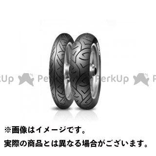 送料無料 ピレリ 汎用 オンロードタイヤ SPORT DEMON V 110/80-18M/C TL(58V) フロント