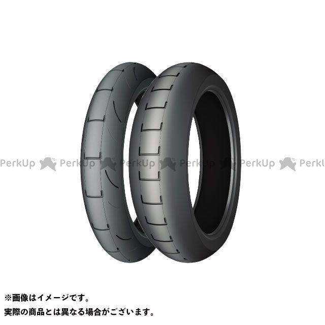 【エントリーで最大P21倍】ミシュラン 汎用 SUPER MOTARD 12/60-17 TL SM P18B Rain フロント Michelin