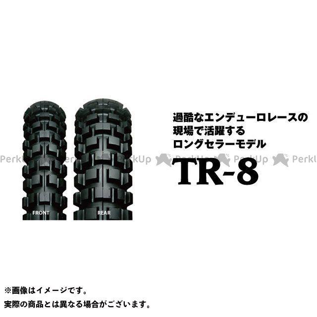 【エントリーで最大P21倍】IRC 汎用 TR-8 4.50-18 4PR WT リア メーカー在庫あり アイアールシー
