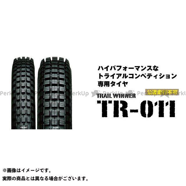 【エントリーで最大P21倍】IRC 汎用 TRIAL WINNER TR-011 4.00R18 4PR TL リア メーカー在庫あり アイアールシー