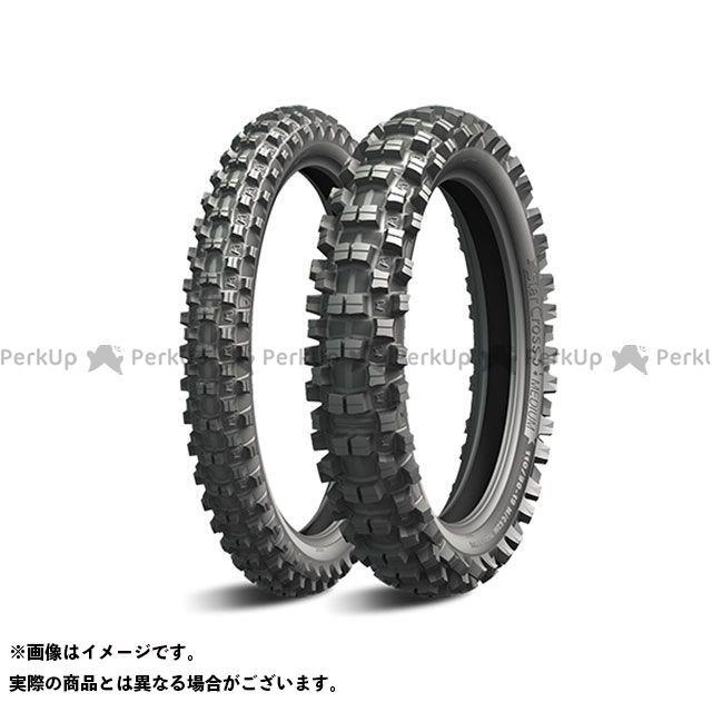 【エントリーで最大P21倍】ミシュラン 汎用 STARCROSS 5 MEDIUM 120/80-19 63M WT リア Michelin