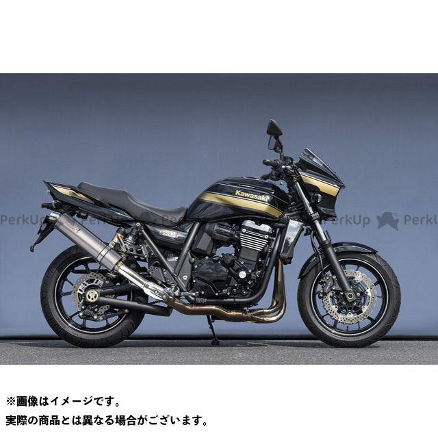 【エントリーで更にP5倍】ヤマモトレーシング ZRX1200ダエグ ZRX1200 DAEG SLIP-ON UP チタン YAMAMOTO RACING