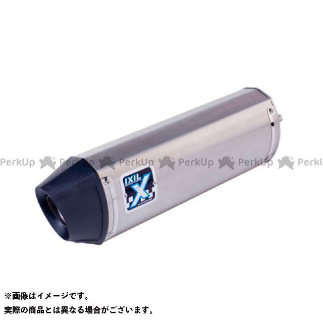 【エントリーで更にP5倍】イクシル MT-03(660cc) YAMAHA MT-03 06-11(RM02) RIGHT+LEFT SIDE フルエキマフラー マフラータイプ:SOVE IXIL