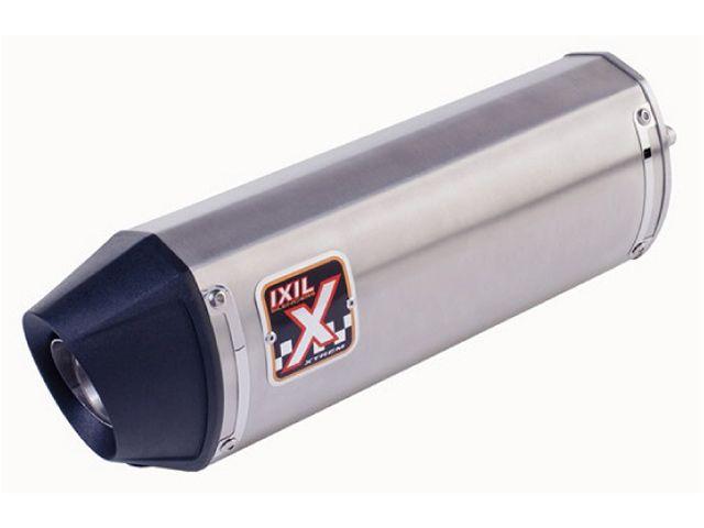 送料無料 イクシル トロフィー1200 トロフィー900 マフラー本体 TRIUMPH TROPHY 900/1200 96-02 フルエキマフラー LEFT SIDE SOVS